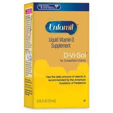Enfamil® D-<b>Vi</b>-Sol® 50 ml Liquid <b>Vitamin D</b> Supplement Drops for ...