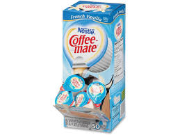 Free delivery for many products! Nestle Coffee Mate French Vanilla Liquid Coffee Creamer Singles Newegg Com