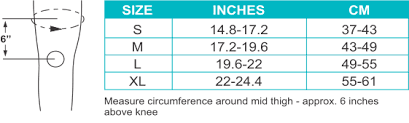 Knee Support Hinged Neoprene Tynor Indias Largest