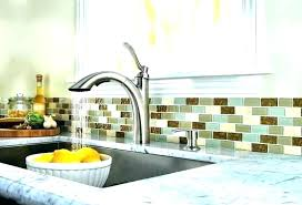 How Do Touch Faucets Work Delta Kitchen Sink Faucet Red Light  Not Working Touch Sink Faucet60