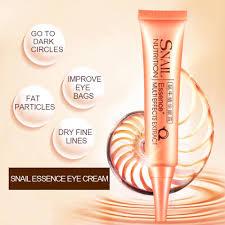 <b>Snail Nutrition</b> Repair <b>Eye Cream</b> Essence Face Anti-aging Wrinkle ...
