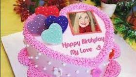 Birthday Cake Images With Name Edit Online The Best Hd Wallpaper