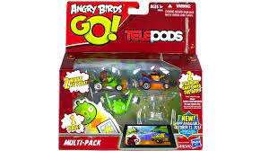 My Angry Birds Go Telepods Collection! - video Dailymotion