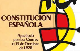 Image result for constitucion española