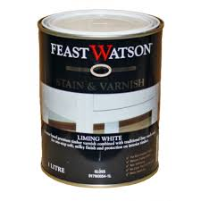 Feast Watson Stain Varnish Liming White Direct Paint