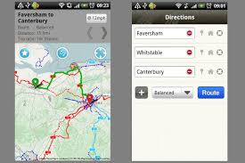 best cycling apps iphone and android tools for cyclists  cycling