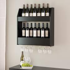 decor modern wall wine rack the functional vertical rack