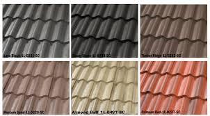 photos of concrete roof tiles