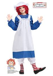 raggedy ann clic child costume jpg