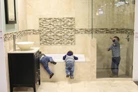 first floor bathroom floor decor bower power 14