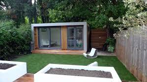 summer house office. Wonderful Modern Garden Fake Grass Decking Raised Beds Summer House Minimalist Office 16x10 Combination Shed C