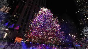 Nbc Christmas Lighting Bathroom Splendi Christmas At Rockefeller Center 2019 Nbc