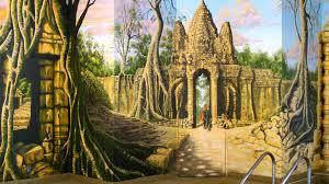 murals angkor wat