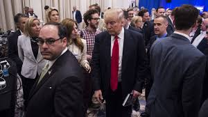 Breitbart Reporter Michelle Fields And Alleged Assault At Trump Event: What  We Know : NPR