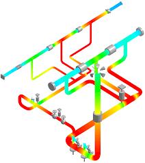 Basics Of Pipe Stress Analysis Design Pipe Stress Analysis Software Caepipe Piping Stress Tutorial