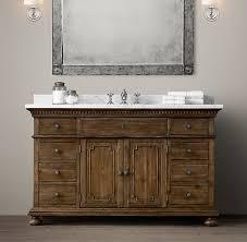 restoration hardware single vanity great st james extra wide decorating ideas 2