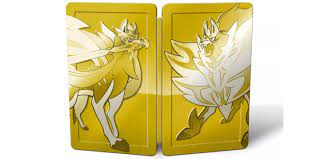 Pokemon Sword and Shield Double Pack SteelBook Confirmed, But There's a  Catch