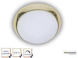 Matt Opalglas Deckenlampe Led Flurbeleuchtung ø40cm