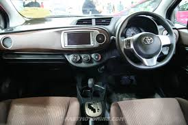 2011 Toyota Vitz in Japan (exclusive) |