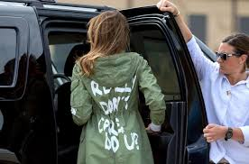 late night hosts weigh in on melania trump s i really don t care jacket hiphop magz