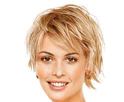 short hairstyles for oval faces and fine hair photo 2