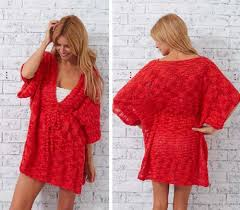 Beach Cover Up Pattern