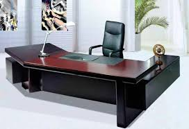 large office tables. Fabulous Design For Large Office Desk Ideas Table Cream Brown Colors Wooden Glass Tables T