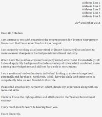 Email Cover Letter Template Free Email Cover Letter Attachment