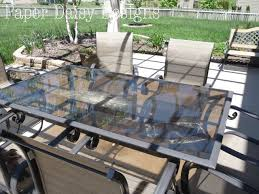 plexiglass patio table tops ideas