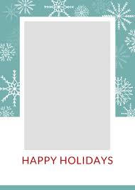Happy Holiday Card Templates Free Christmas Card Templates The Crazy Craft Lady