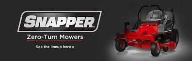 snapper zero turn mowers here to view the models