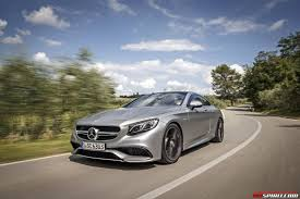 2015 Mercedes-Benz S500 & S63 AMG Coupe Review - GTspirit