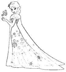 Small Picture Fever Elsa G Coloring Page Wecoloringpage Coloring Home