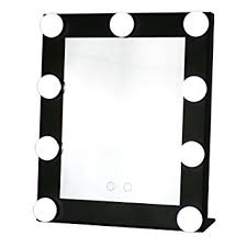 small vanity mirror with lights. yvettevans hollywood makeup vanity mirror with light tabletops lighted dimmer stage beauty valentine\u0027s small lights h