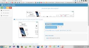 Decompile Apk To Source Code In Single Click The Crazy Programmer