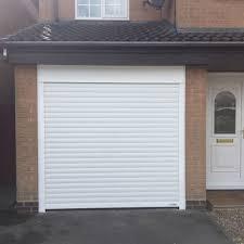 Roller Garage Doors - Automatic Roller Doors   Rolux UK