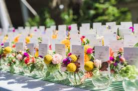 Escort Cards Vs Place Cards Vs Seating Charts Whats The