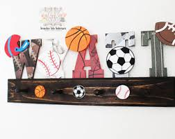 Sports Coat Rack Sports Coat Rack Etsy 12