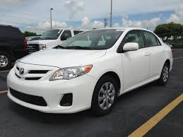 Toyota Corolla LE White 2011 - My Mint Car - YouTube