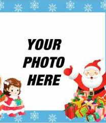 Christmas Photo Frames For Kids Photomontages And Photo Frames For Christmas Photofunny