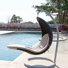 hanging pod chair outdoor. skyline cristy hanging lounger chai pod chair outdoor m