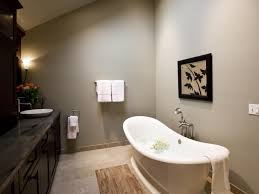 Image Pedestal Peaceful Zen Bathroom With Freestanding Soaking Tub Hgtvcom Soaking Tub Designs Pictures Ideas Tips From Hgtv Hgtv