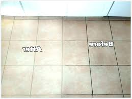 how do you clean ceramic tile post
