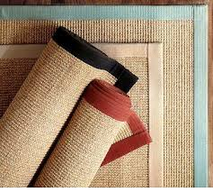 color bound sisal rug pottery barn pottery barn sisal rug 3x5
