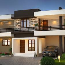 modern house. Modern House Elevation Design