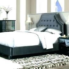 grey headboard bedroom ideas dark driftwood gray