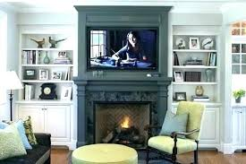 fireplace with tv above fireplace hiding wires mount above fireplace mount over fireplace mount flat screen above brick fireplace tv stand canada