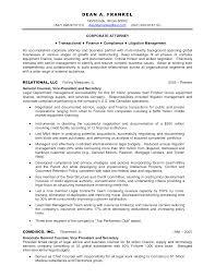 Resume Litigation Associate Resume Wpazo Resume For Everyone
