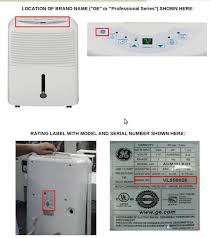 haier 30 pint dehumidifier. photo. this recall involves 30-pint haier 30 pint dehumidifier e