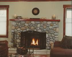 rock fireplace rock fireplace
